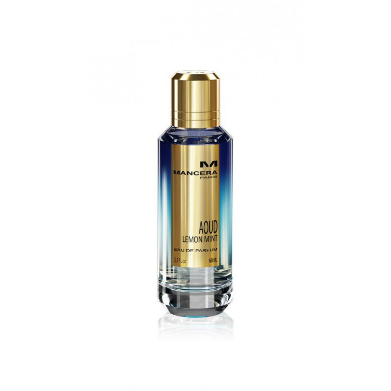 Mancera Aoud Lemon Mint Eau De Parfume 60ml