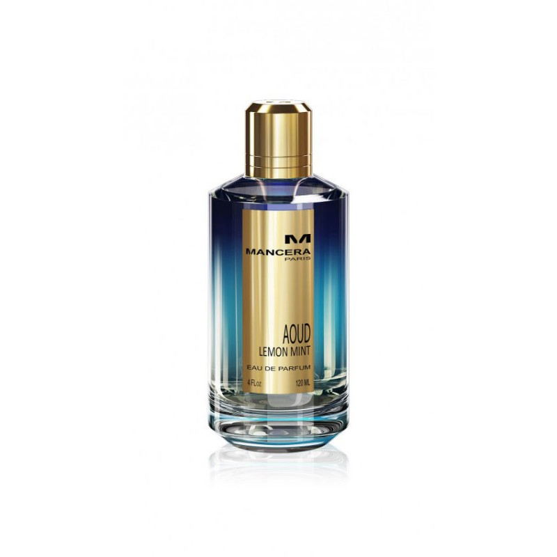 Mancera Aoud Lemon Mint Eau De Parfume 120ml