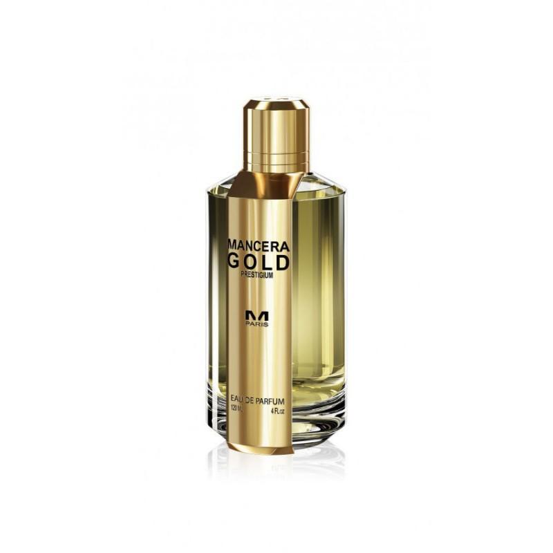 Mancera Gold Prestigium Eau De Parfume 120ml