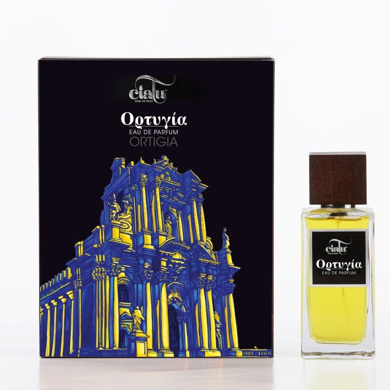 Ciatu Ortiughia Eau De Parfume 50ml