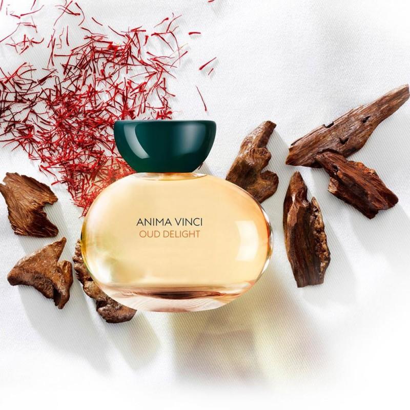 Anima Vinci Oud Delight Eau De Parfume 100ml