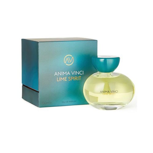 Anima Vinci Lime Spirit Eau De Parfume 100ml