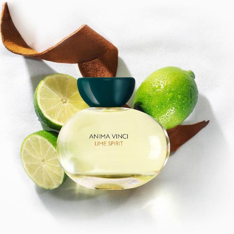 Anima Vinci Lime Spirit Eau De Parfume 100ml