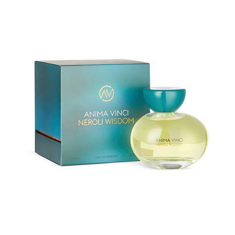 Anima Vinci Neroli Wisdom Eau De Parfume 100ml