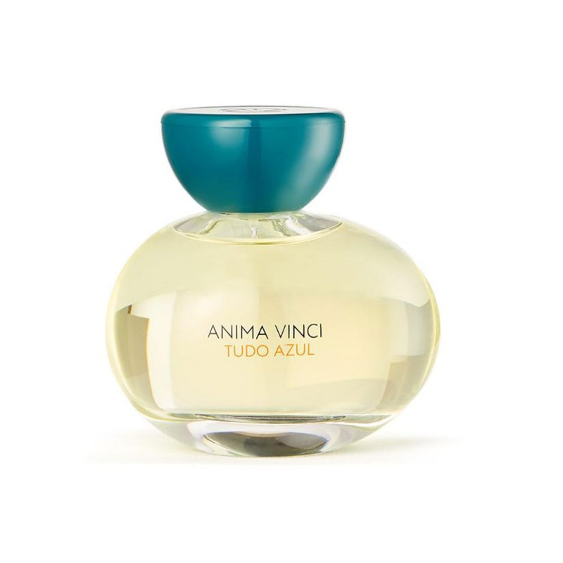 Anima Vinci Tudo Azul Eau De Parfume 100ml