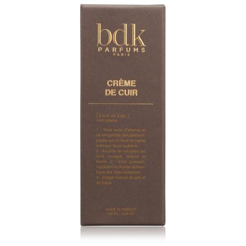 BDK Parfums Crème de Cuir Eau De Parfume 100ml