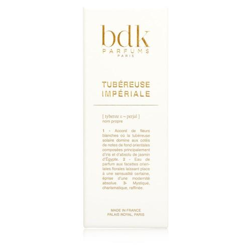 BDK Parfums Tubereuse Imperiale Eau De Parfume 100ml