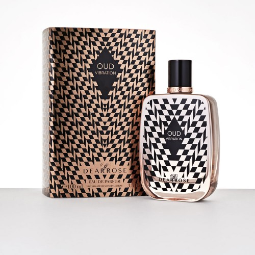 Roos & Roos Oud Vibration Eau De Parfume 100ml