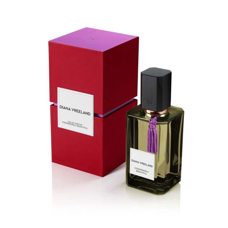 Diana Vreeland Staggeringly Beautiful Eau De Parfume 100ml