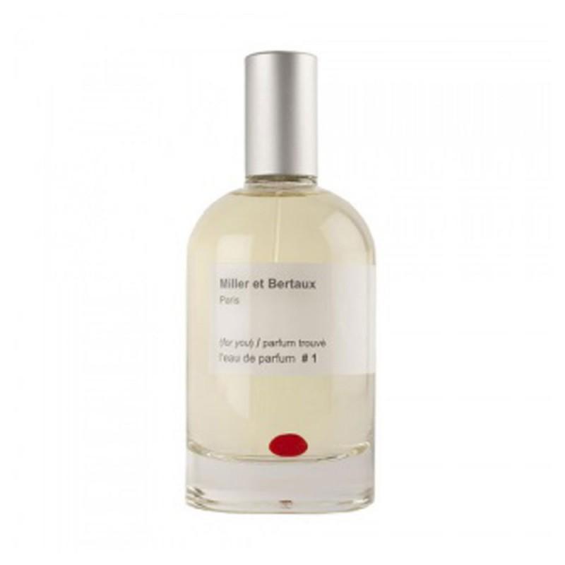 Miller et Bertaux 1 (for you) / Parfum Trouvé EDP 100ml
