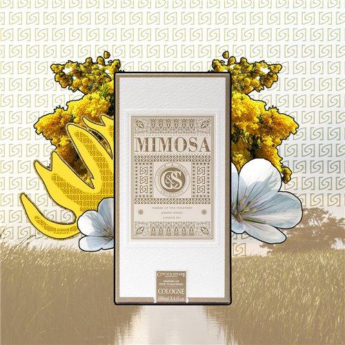 Mimosa Eau De Cologne 100ml