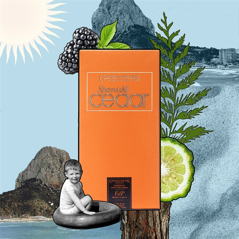 Spanish Cedar Eau De Parfume 100ml