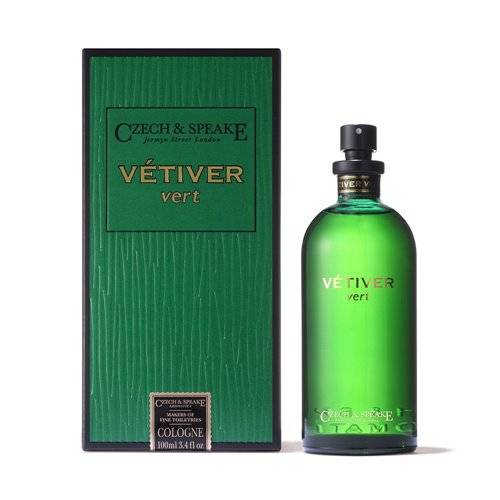 Vetiver Vert Eau De Cologne 100ml
