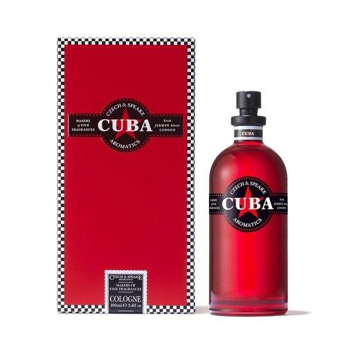 Cuba Eau De Cologne 100ml