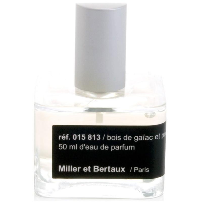 Miller et Bertaux Réf. 015813 - Bois de Gaiac et Poire EDP 50ml