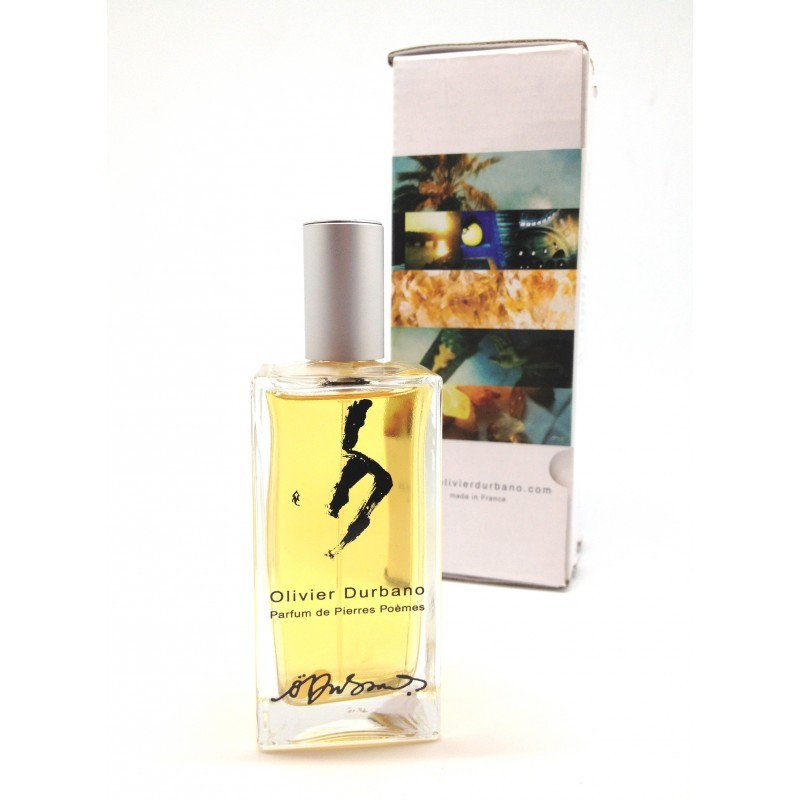 Olivier Durbano Citrine Eau De Parfume 100ml