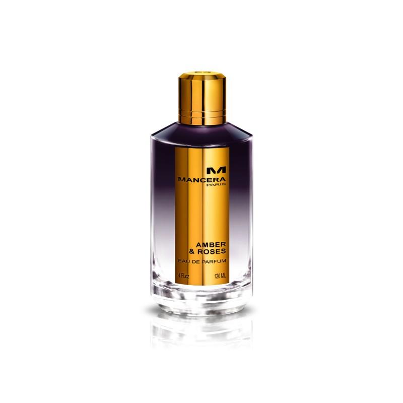 Amber & Roses Eau De Parfume 120ml
