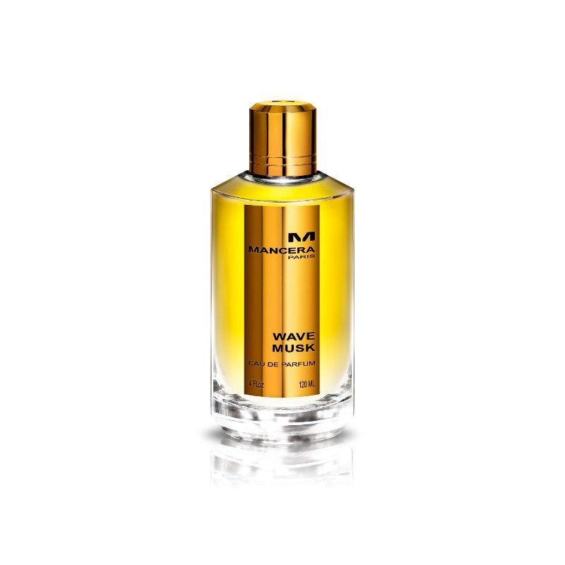 Wave Musk Eau De Parfume 120ml