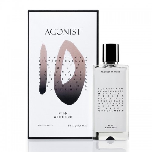 No 10 White Oud Parfume 50ml