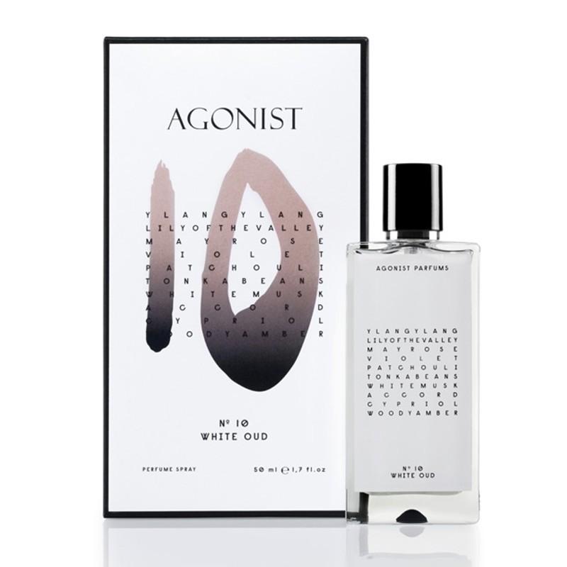 No 10 White Oud Parfume 50ml