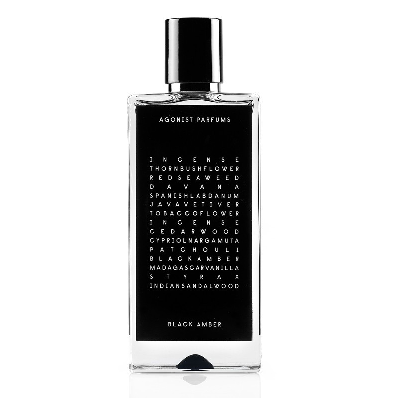 Black Amber Parfume 50ml
