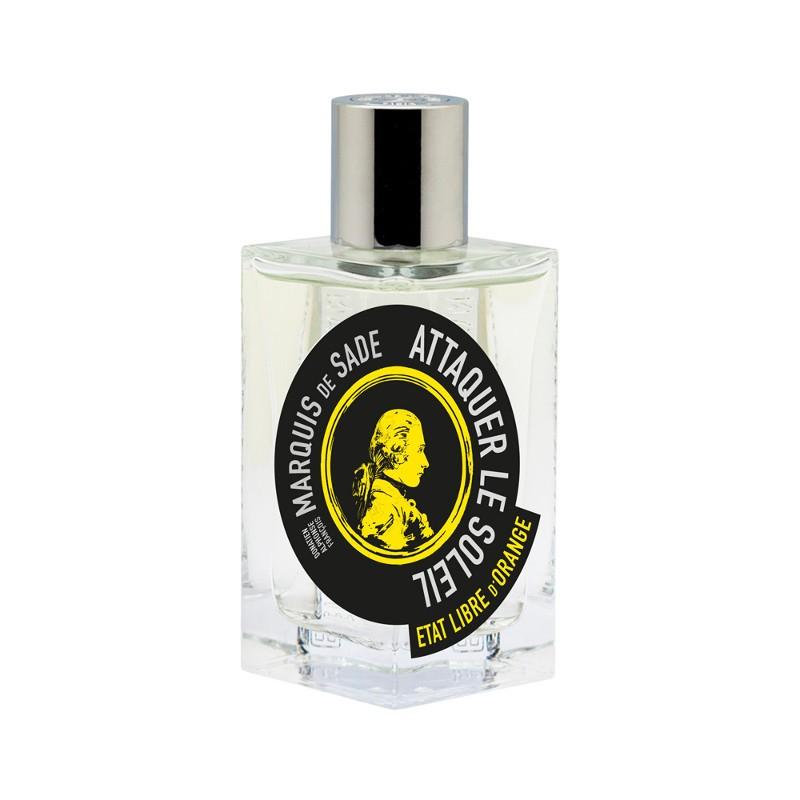 Attaquer le soleil Marquis De Sade Eau De Parfume 50ml