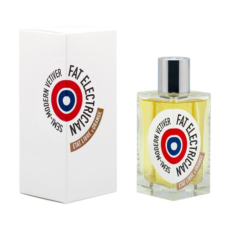 Fat Electrician Eau De Parfume 100ml